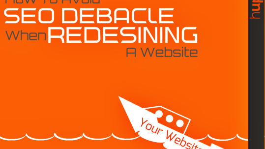 SEO Debacle Site Redesign - Hupik